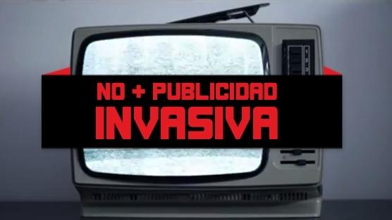 no + publicidad invasiva